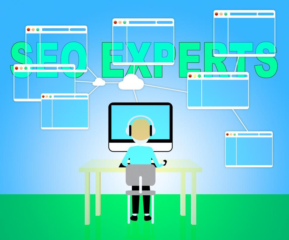 Seo Experts Represents Search Engines And Capabilities
