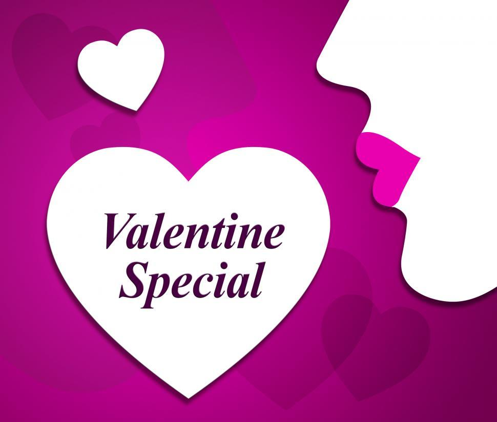 Download Free Stock HD Photo of Valentine Special Shows Promotion Day And Couple Online