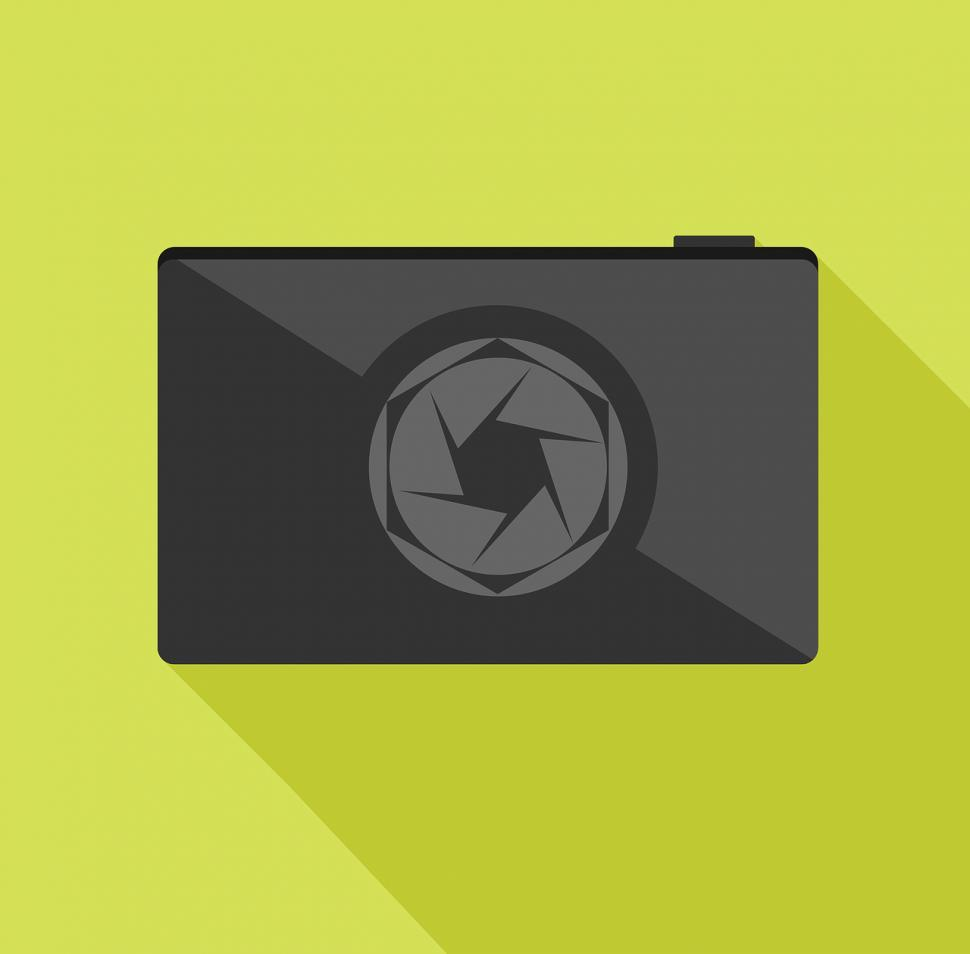 Download Free Stock HD Photo of Camera illustration Online