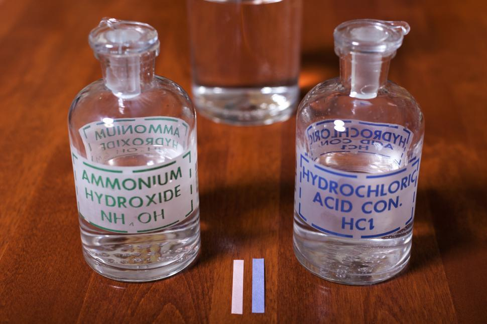 Download Free Stock HD Photo of Acid and Base Chemistry Online