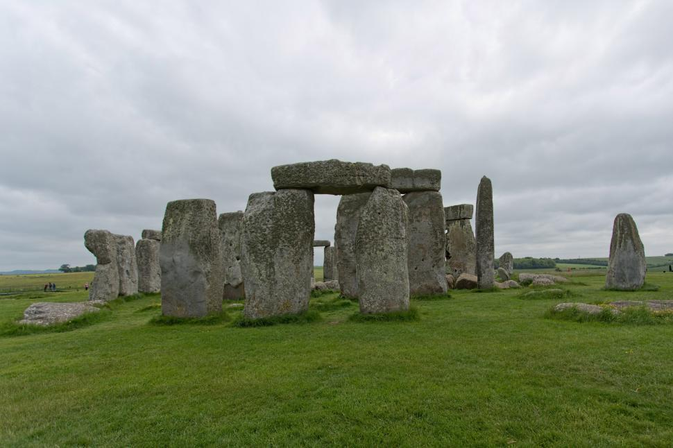 Download Free Stock HD Photo of Historic rocks at Stonehenge Online
