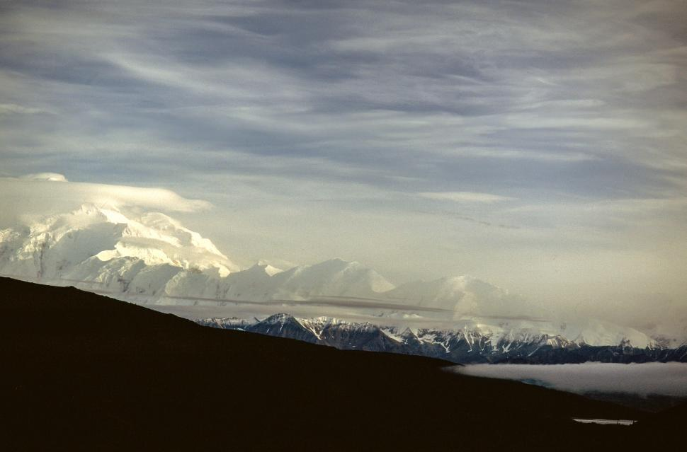 Download Free Stock HD Photo of Mount McKinley Mountain Online