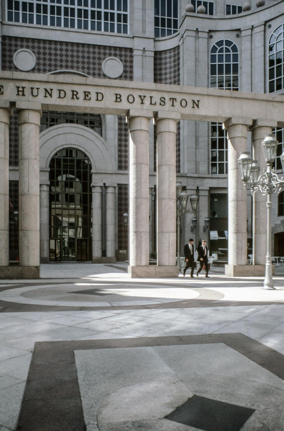 Download Free Stock HD Photo of 500 Boylston Street Online