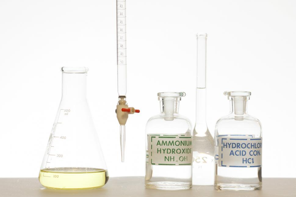 Download Free Stock HD Photo of Acid and Base chemistry. Online