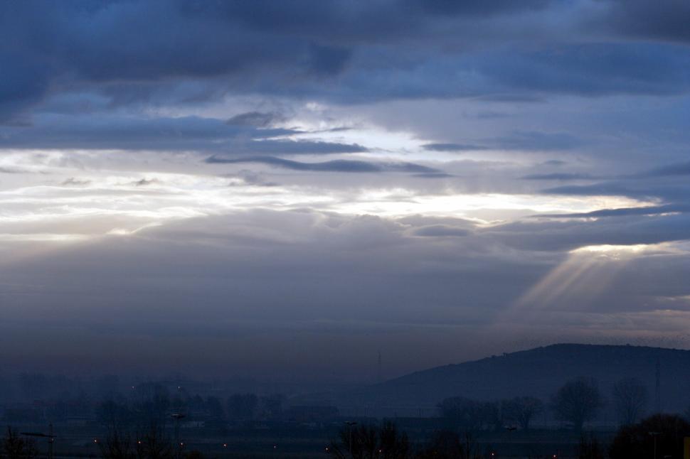 Download Free Stock HD Photo of Dark sunrise Online