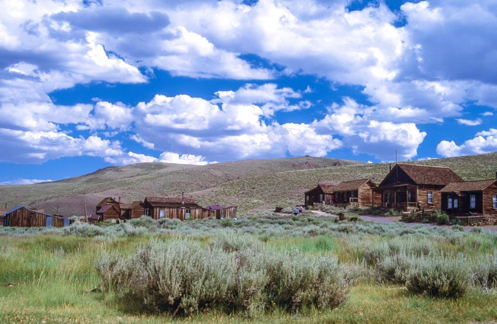 Download Free Stock HD Photo of Hotel and Accommodation in Bodie, CA Online
