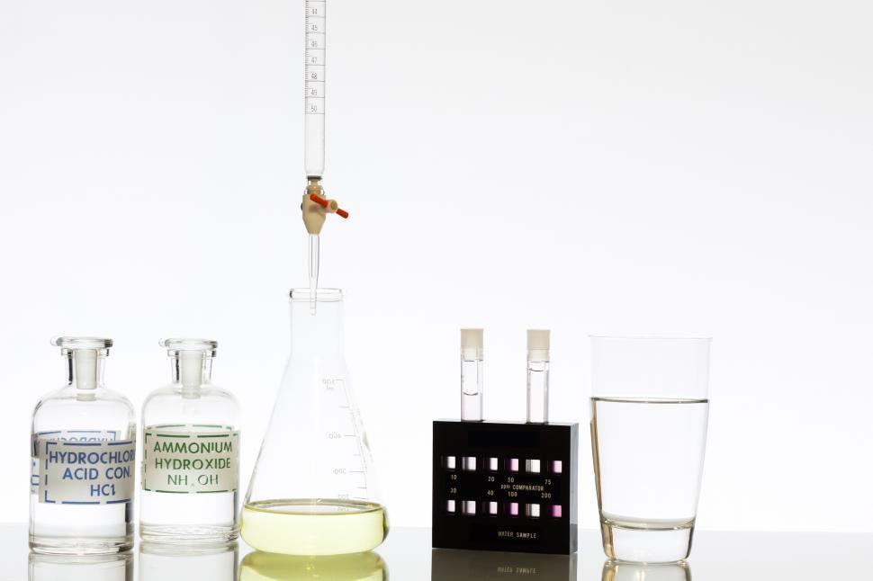 Download Free Stock HD Photo of Water Chemistry Online