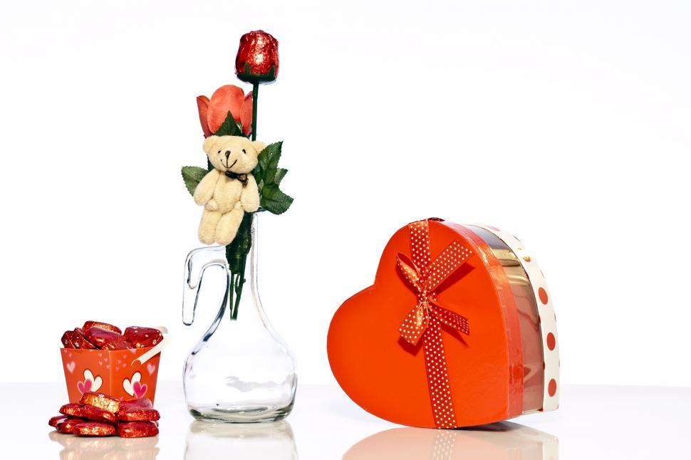 Download Free Stock HD Photo of Gifts for Valentine's Day Online