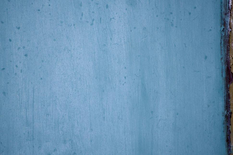 Download Free Stock HD Photo of Blue wall texture Online