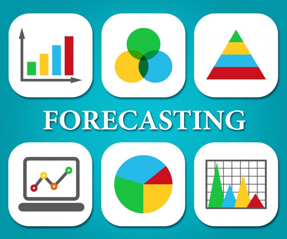 Download Free Stock HD Photo of Forcasting Charts Shows Business Graph And Statistic Online