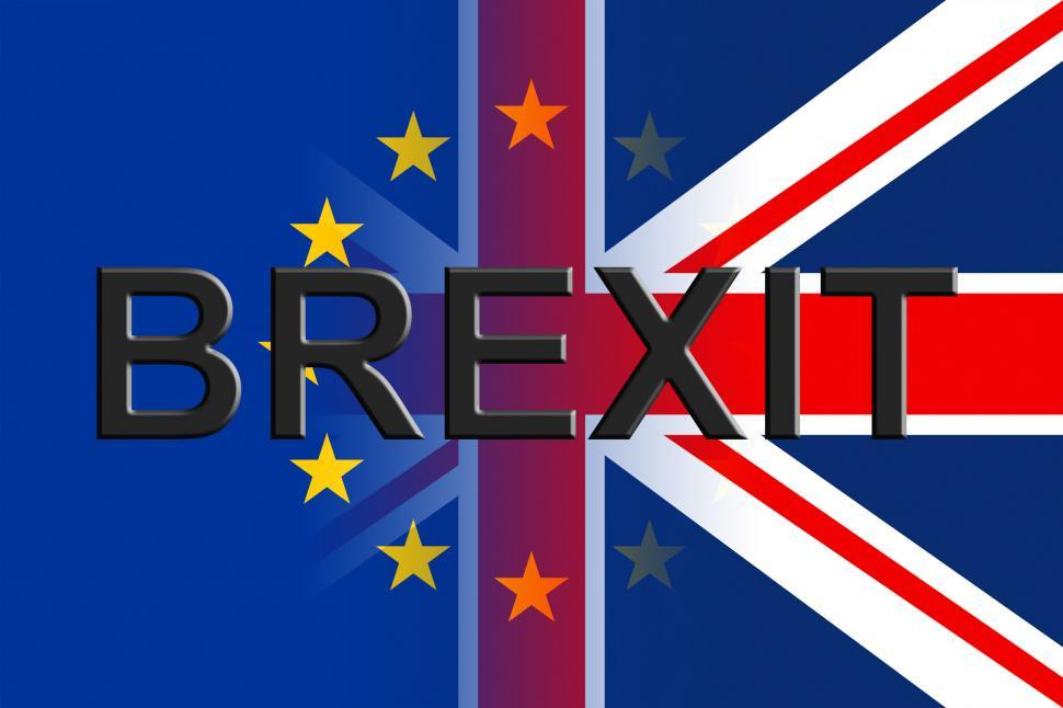 Download Free Stock HD Photo of Brexit Flags Indicates Britain Remain Leave And European Online