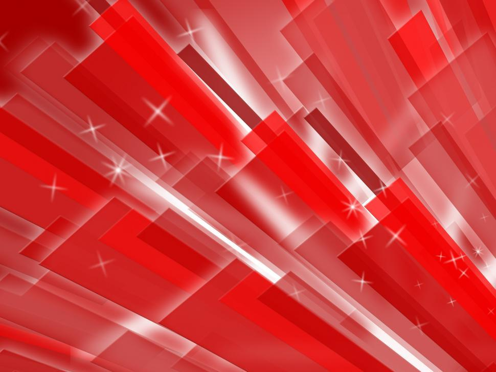 Download Free Stock HD Photo of Red Bars Background Means Geometric Or Futuristic Design Online