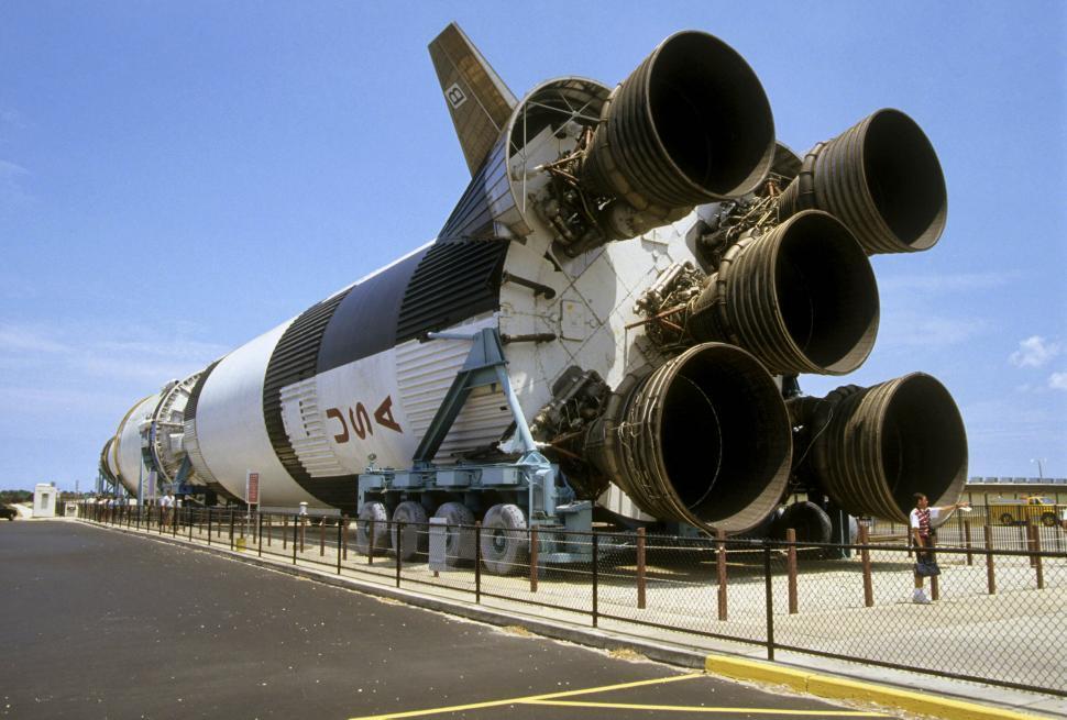 Download Free Stock HD Photo of saturn V rocket Online