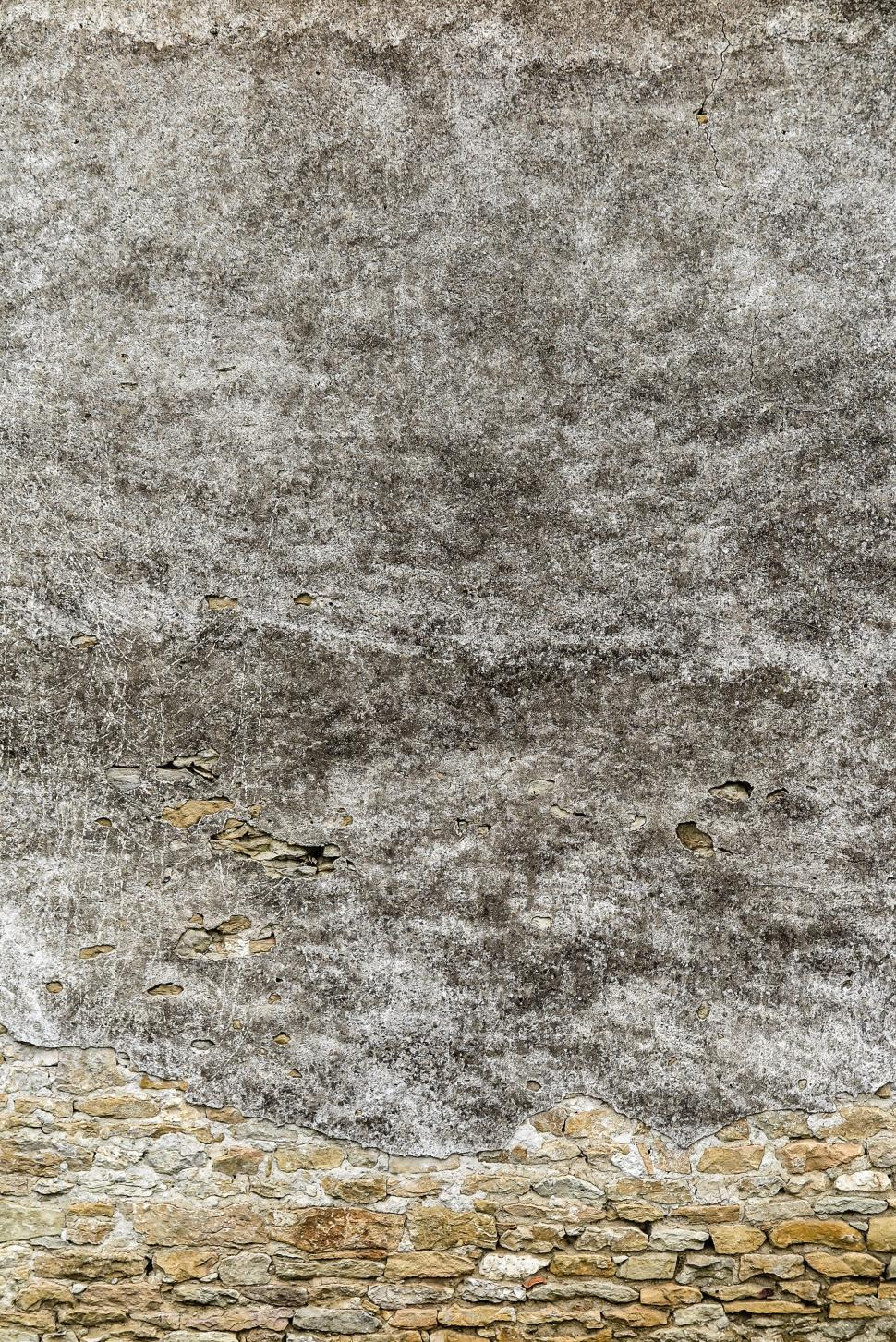 Download Free Stock HD Photo of Stucco and stone wall Online
