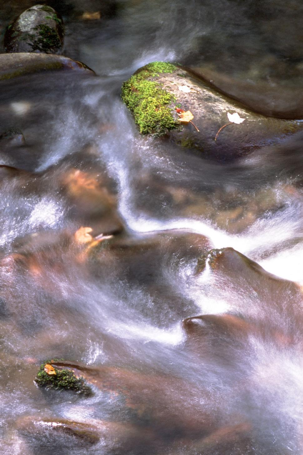 Download Free Stock HD Photo of Flowing water pattern Online