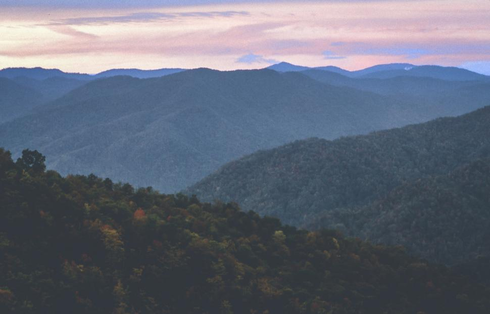 Download Free Stock HD Photo of Black Balsam Knob Mountain Online