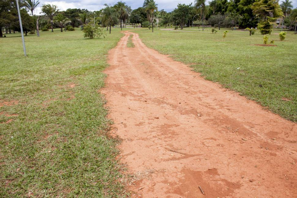 Download Free Stock HD Photo of Dirt path Online