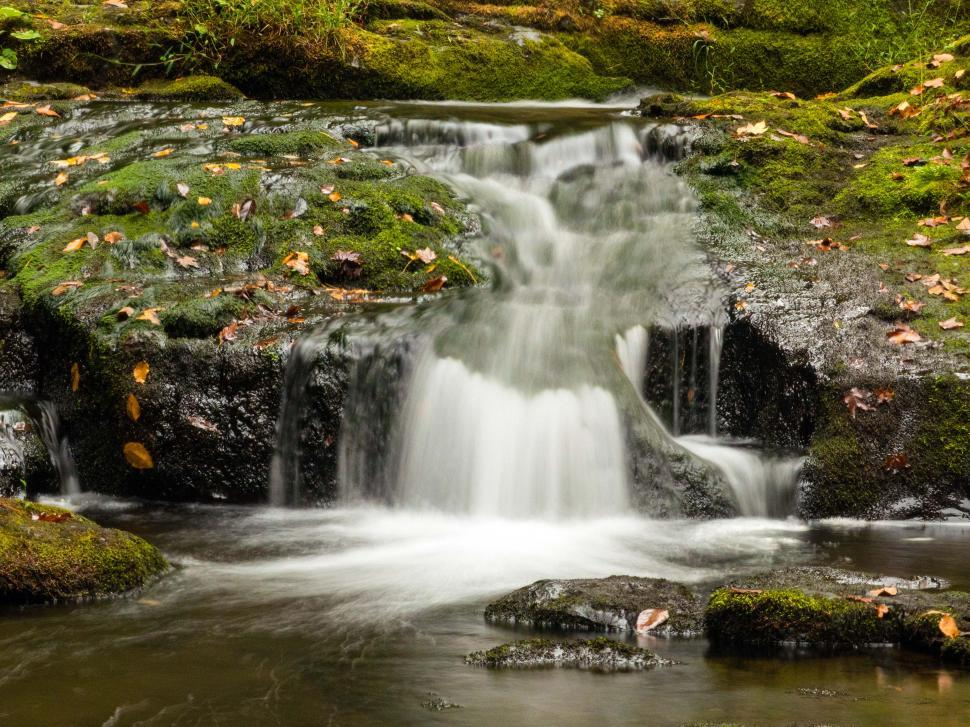 Download Free Stock HD Photo of Small Cascade Online