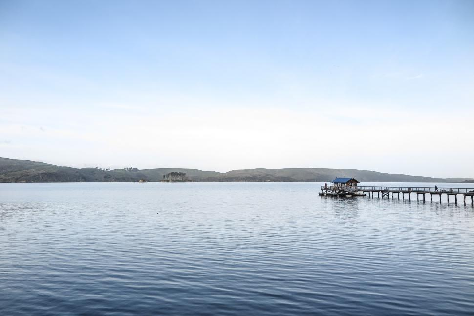 Download Free Stock HD Photo of Morning Light, Tomlaes Bay Online