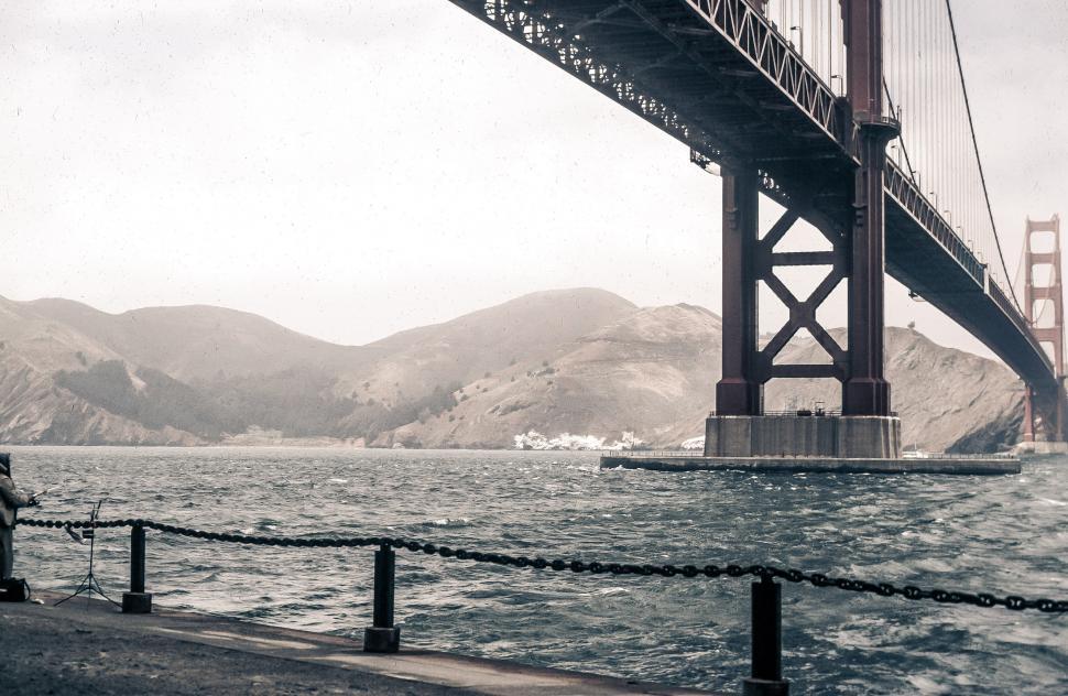 Download Free Stock HD Photo of Golden Gate Bridge, San Francisco, California, USA Online