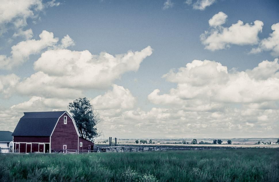 Download Free Stock HD Photo of Farmland Online