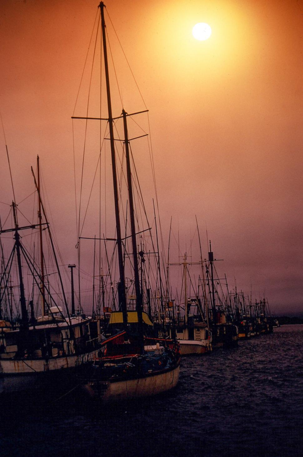 Download Free Stock HD Photo of Commercial fishing boats Online