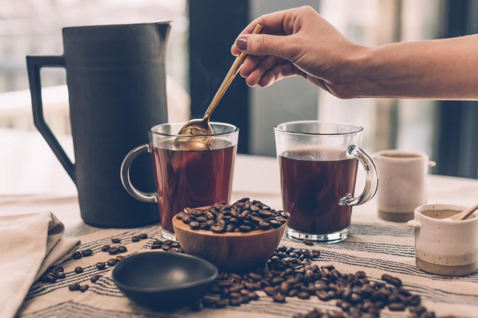 Download Free Stock HD Photo of Making Coffee Online