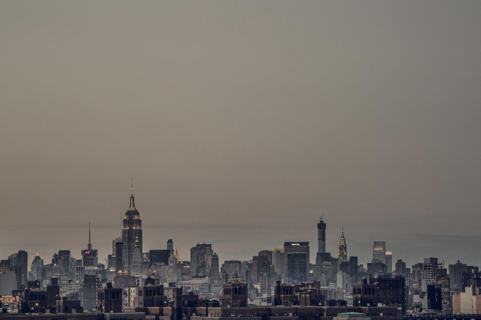 Download Free Stock HD Photo of Manhattan Skyline Nyc Online