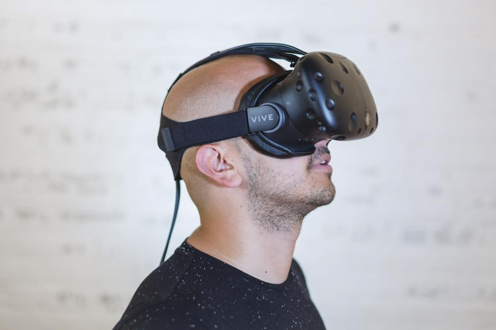 Download Free Stock HD Photo of Virtual Reality Headset Online