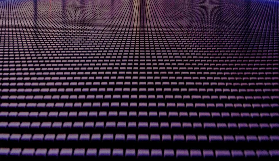 Download Free Stock HD Photo of Pattern - Millenium Bridge Floor Online