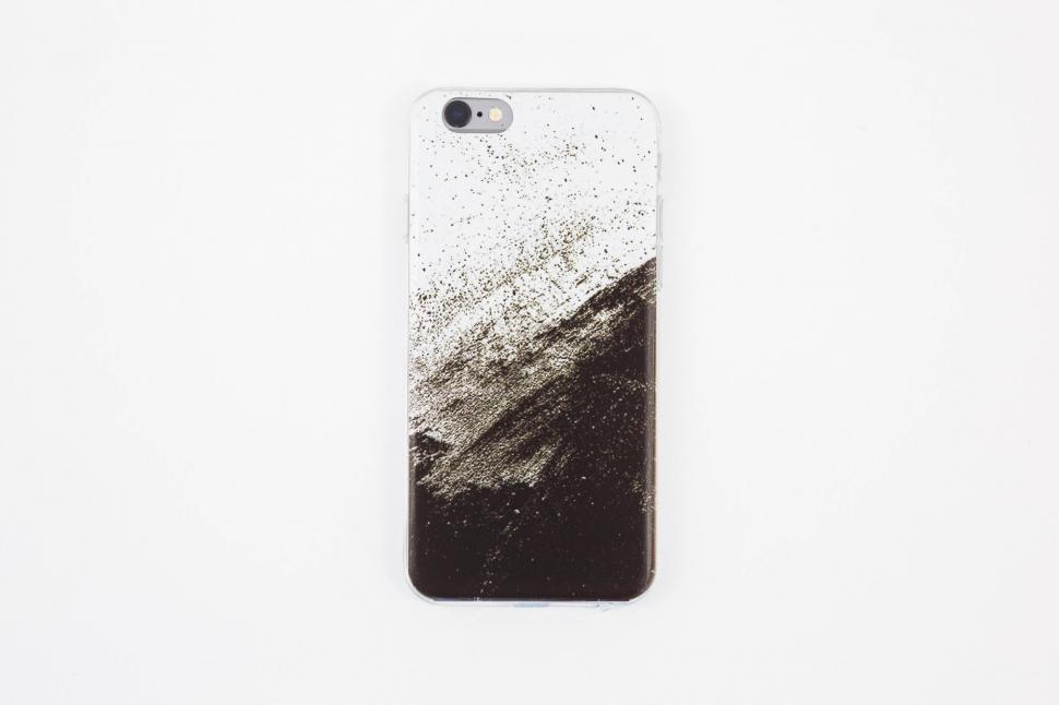 Download Free Stock HD Photo of Black and White Grunge phone 6 Case Online