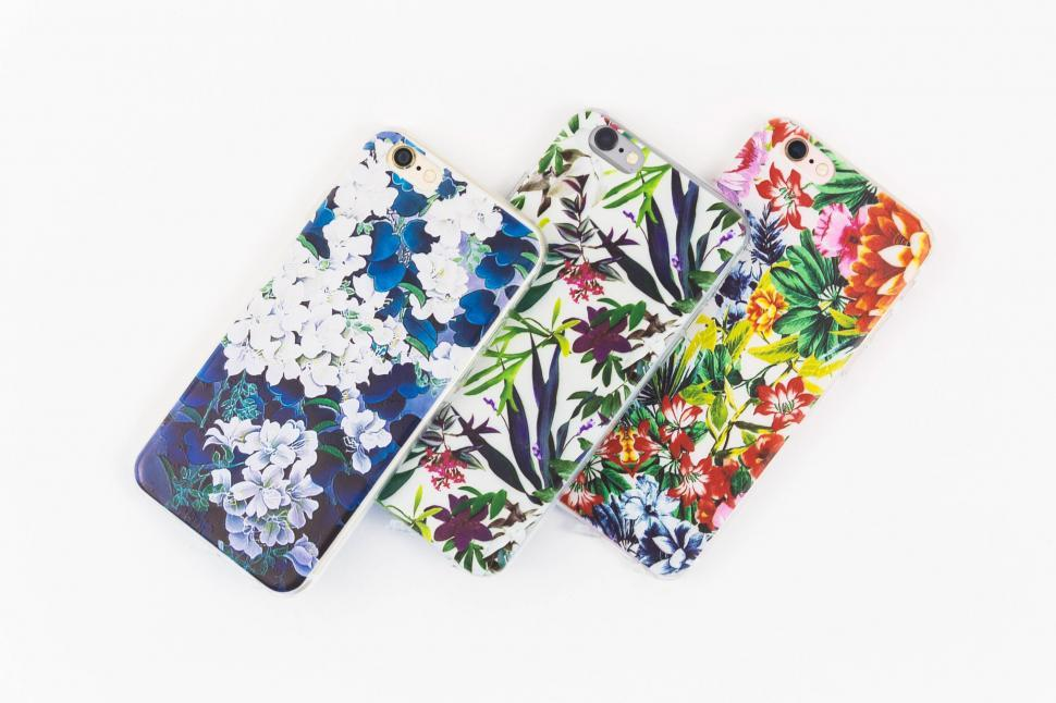 Download Free Stock HD Photo of Floral phone Cases Online