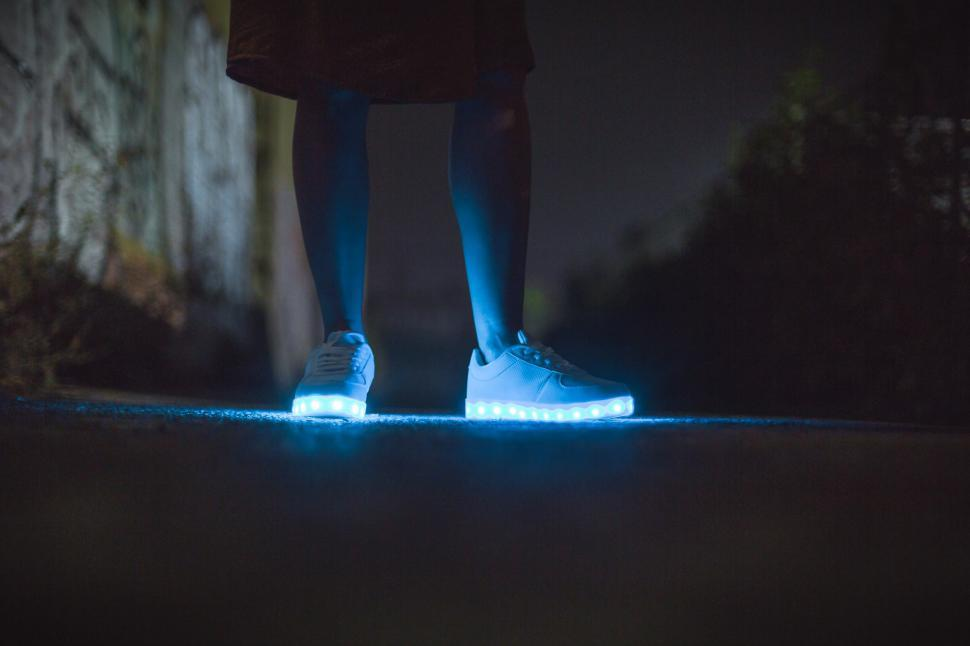 Download Free Stock HD Photo of Light Up Shoes For Women Online