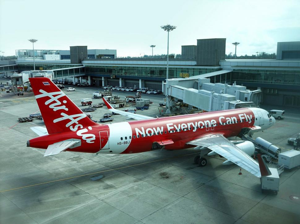 Download Free Stock HD Photo of Air Asia Online