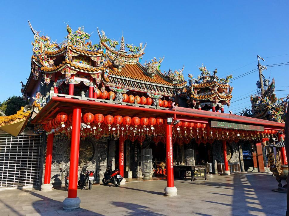 Download Free Stock HD Photo of Religious Place, Taiwan Online