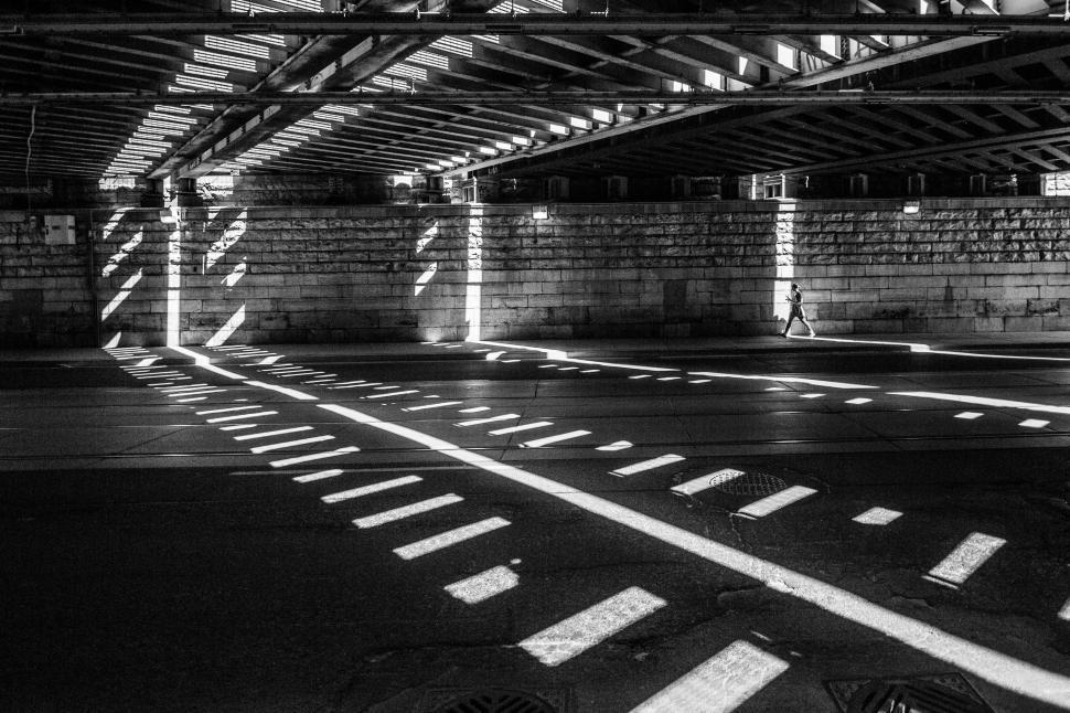 Download Free Stock HD Photo of Under The Bridge Online