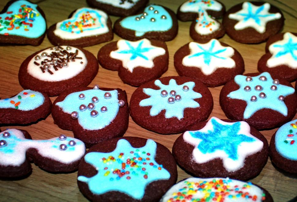 Download Free Stock HD Photo of Homemade Cookies Online