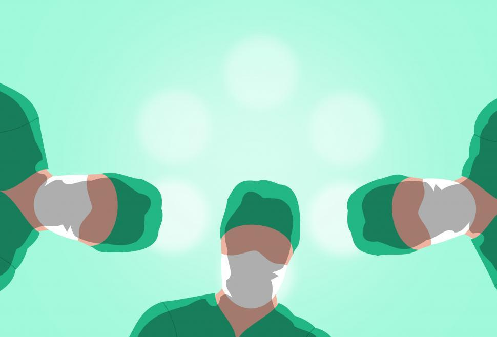 Download Free Stock HD Photo of Surgery - Surgeons Ready to Operate Online