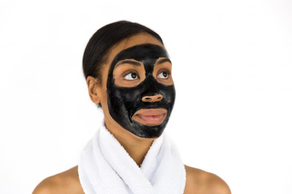 Download Free Stock HD Photo of Face Mask at the Spa Online