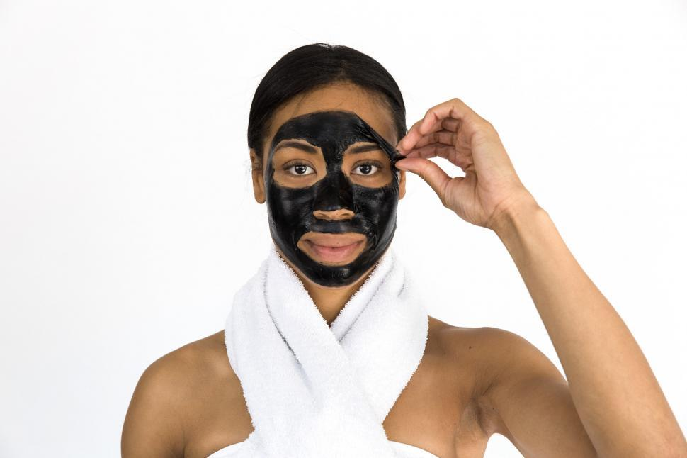Download Free Stock HD Photo of Peel Off Face Mask Online