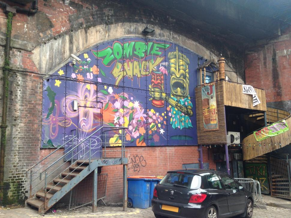 Download Free Stock HD Photo of The Zombie Shack, Manchester, UK  Online