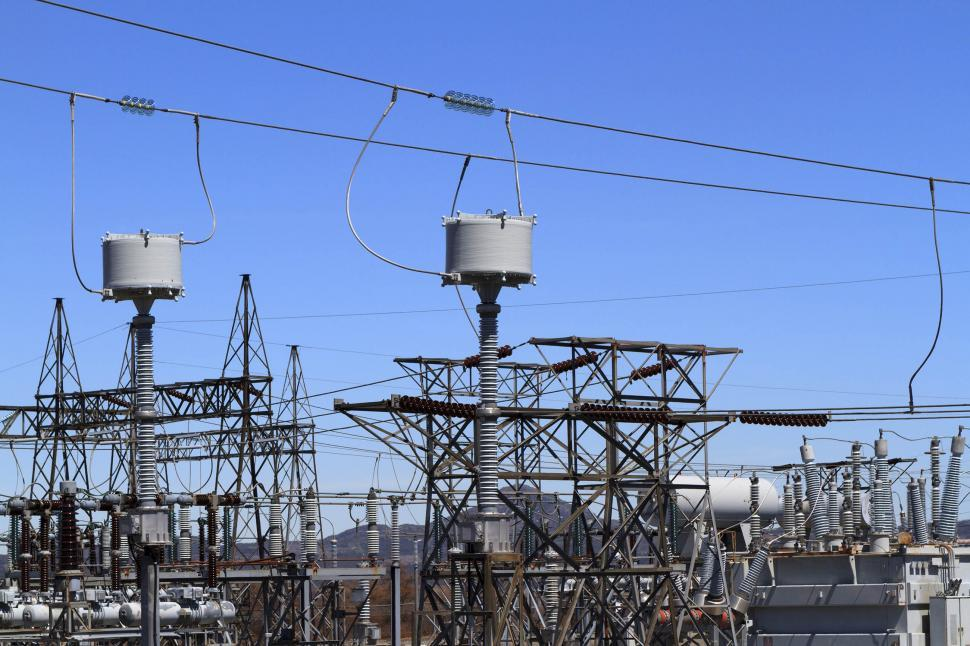Download Free Stock HD Photo of Substation Online