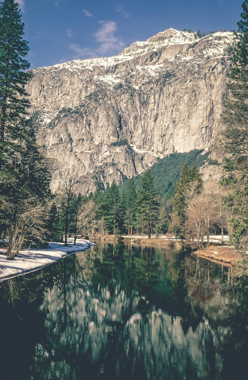 Download Free Stock HD Photo of Merced River Online
