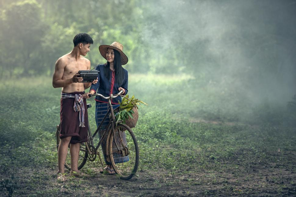 Download Free Stock HD Photo of Asian Couple Online