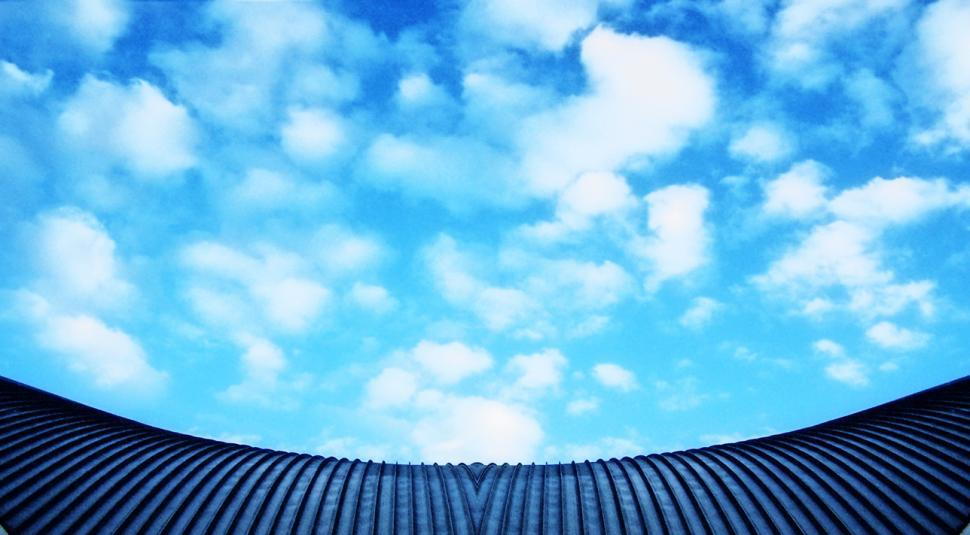 Download Free Stock HD Photo of rooftop skyline Online