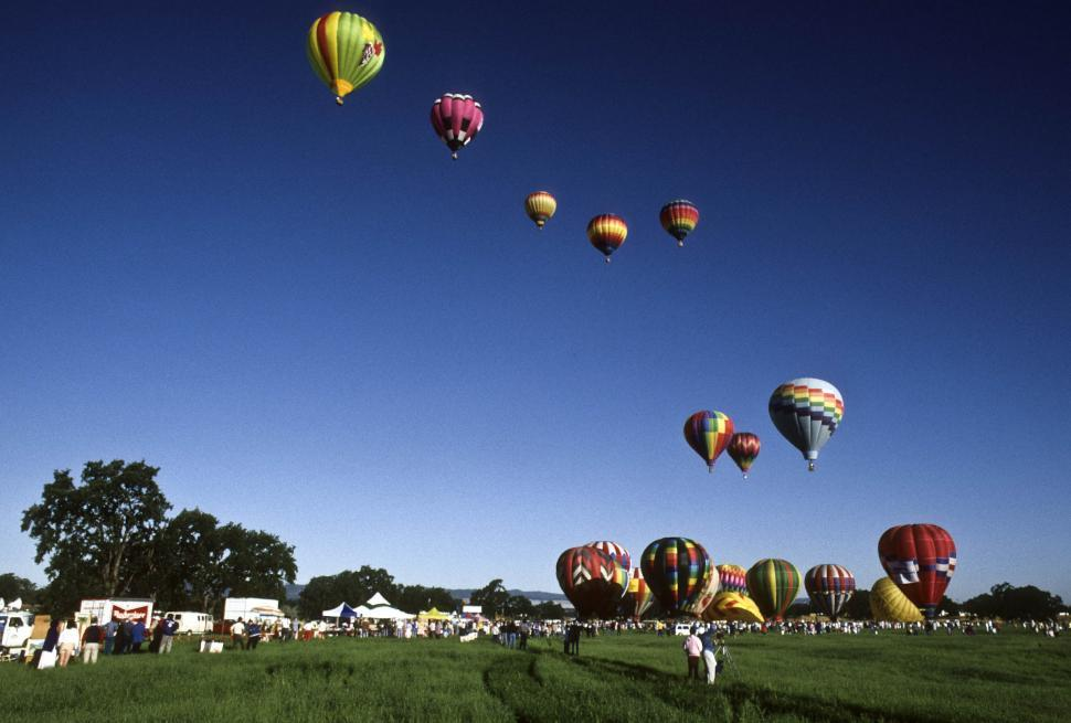Download Free Stock HD Photo of ballon festival Online