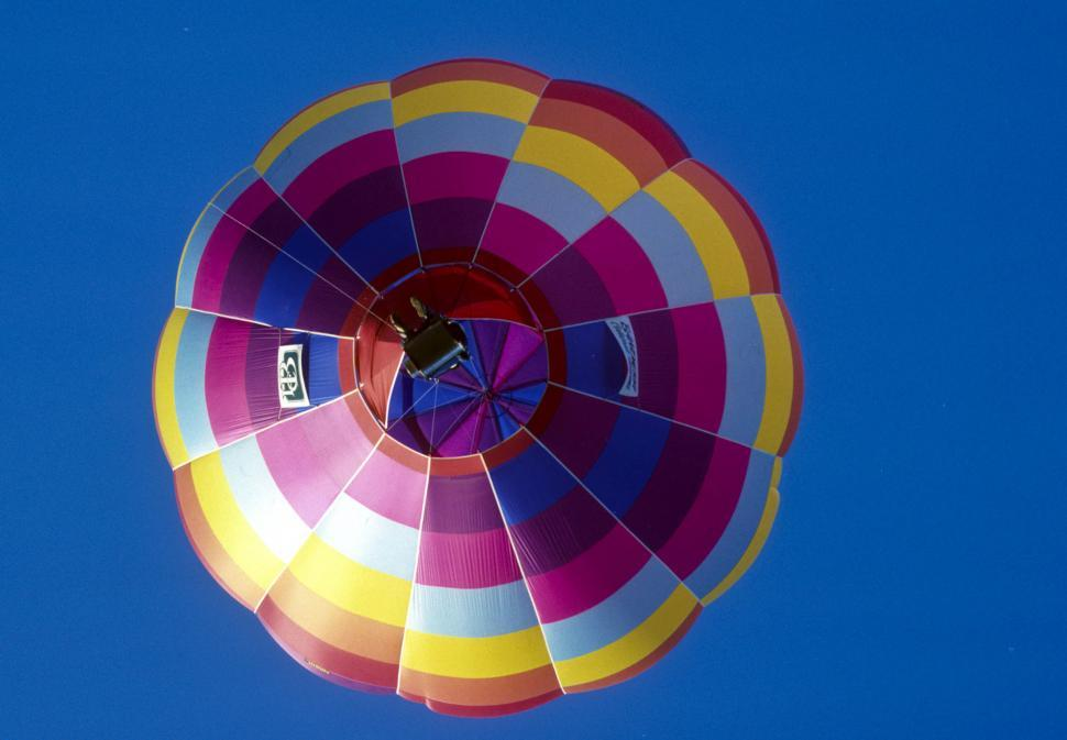 Download Free Stock HD Photo of balloon from below Online