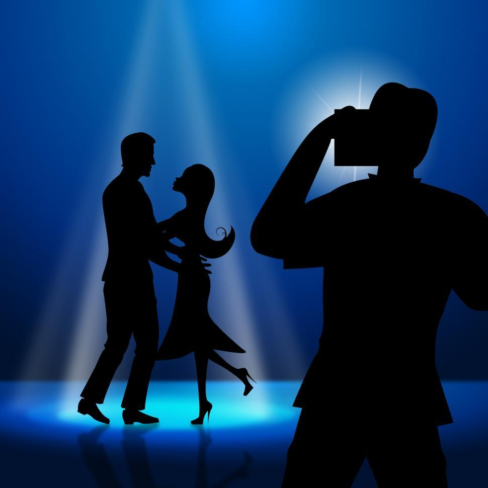 Download Free Stock HD Photo of Photograph Dancing Means Camera Picture And Ballroom Online