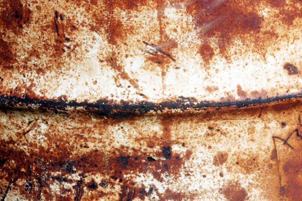 Download Free Stock HD Photo of Rusted Metal drum Online