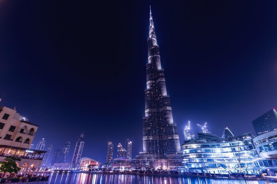 Download Free Stock HD Photo of Burj Khalifa Online